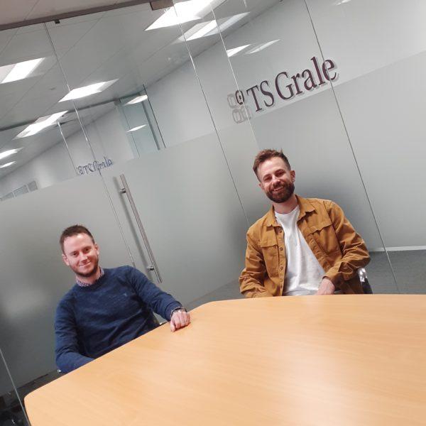 Sean and Dan TS Grale